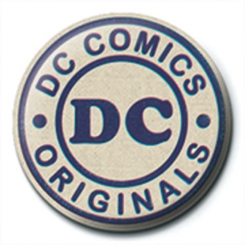 Значок Pyramid: DC: DC Originals (Logo)