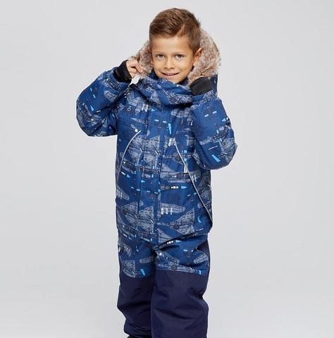Premont Зимний комбинезон WP72185 BLUE