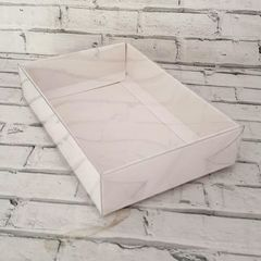 Коробка Классика белая 12,5х8х2,5 см