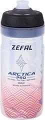 Фляга Zefal Arctica Pro 55 Прозрачный/Красный