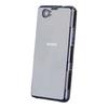 Прозрачный чехол-накладка для Sony Xperia Z1 compact