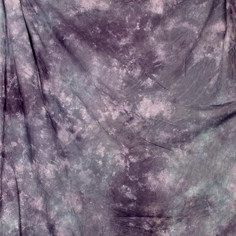 Фон тканевый Grifon W-042 2,7х5 м пятнистый сиреневый