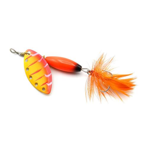 Блесна Extreme Fishing Complete Obsession  8g 13-FluoOrange/Orange