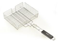1045 FISSMAN Решетка для барбекю 32x25,5x7 см
