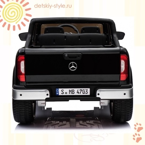 Mercedes-Benz X-Class 4WD
