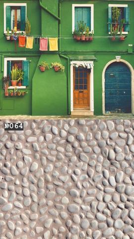 Фотофон виниловый стена-пол «Постирушки» №064