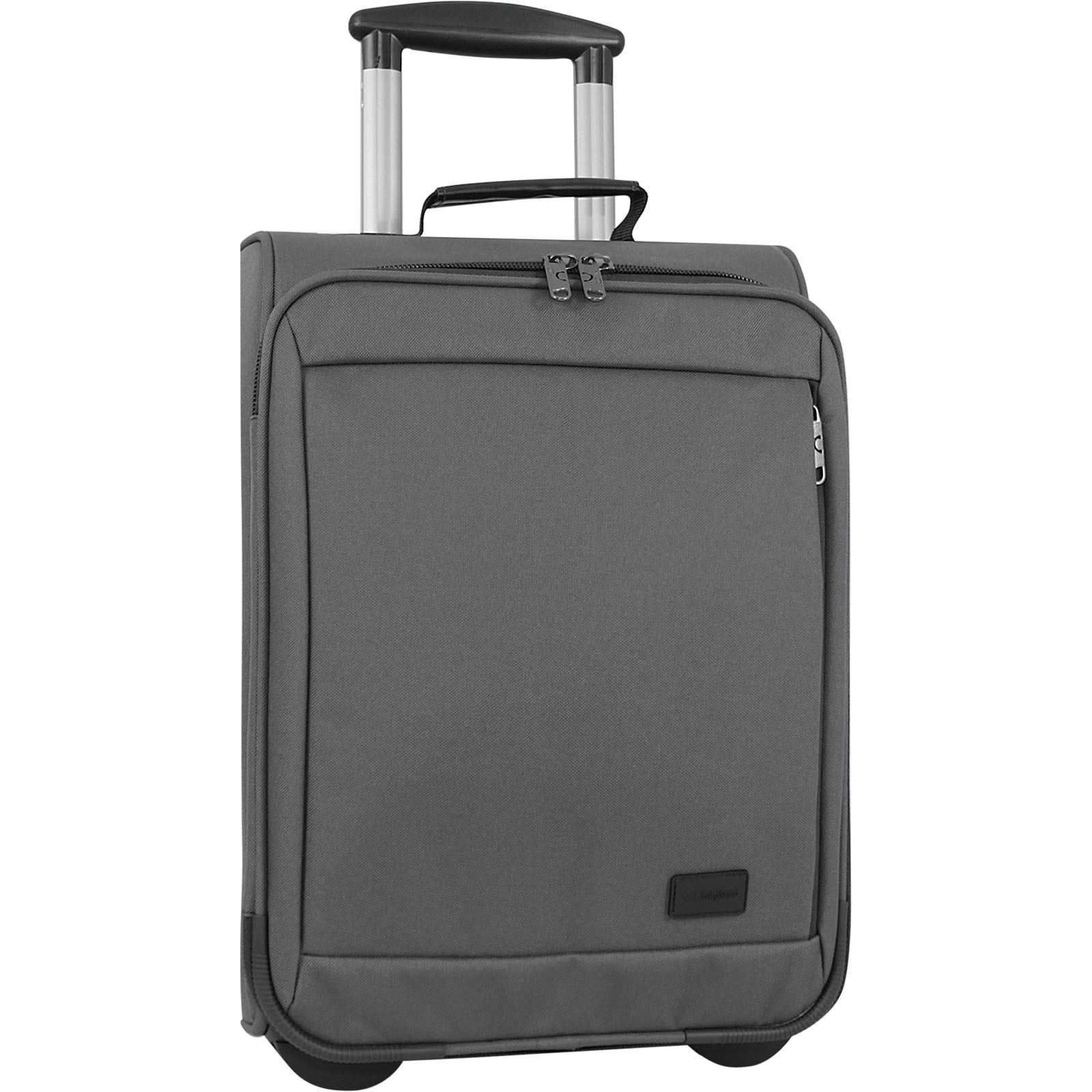 Дорожные чемоданы Чемодан Bagland Ambassador 27 л. Хаки (003766617) IMG_5824-1600.jpg