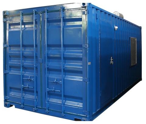 Дизельный генератор Himoinsa HTW-2000 T5 в контейнере