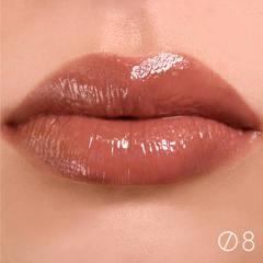 Блеск для губ Relouis с влажным финишем Paradiso тон 08 Caramel Apple