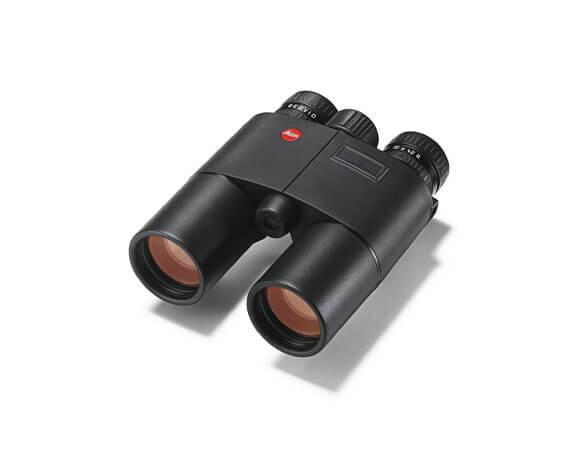 Бинокль-дальномер Leica Geovid 10x42 HD-R, M - фото 3