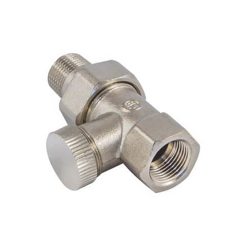 Клапан обратного потока прямой DN 10 3/8 GZ x 3/8 GW