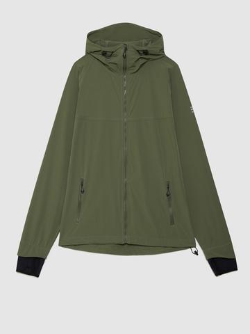 Куртка, Gri, Джеди 2.0, женская, оливковая