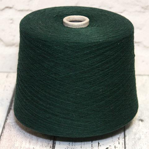Смесовка с ангорой и кашемиром NEW MILL / BASIC 1/14.5 темно-зеленый