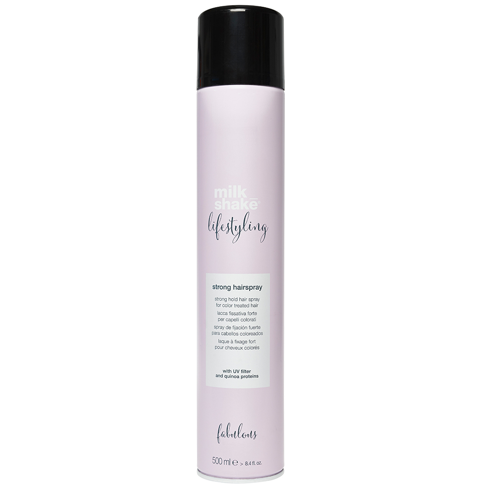 Лак для волос сильной фиксации / Milk Shake lifestyling open hairspray strong hold 500 мл