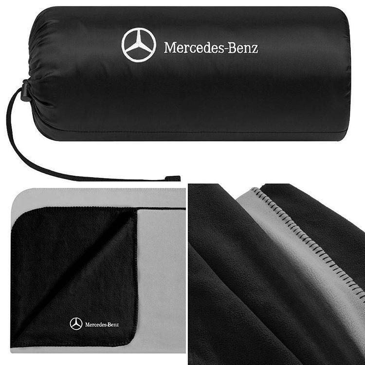 Плед в чехле Mercedes-Benz