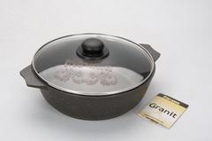 Кастрюля-жаровня 3л «Гранит»