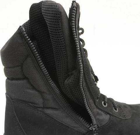 Ботинки «Тактика» лето (черные) ХСН