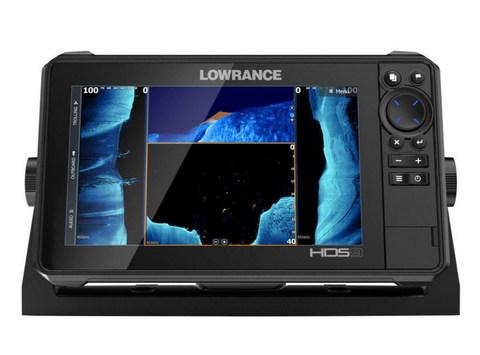 Эхолот-картплоттер Lowrance HDS-9 Live (без датчика)