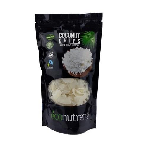 Органические кокосовые чипсы, Econutrena, Шри-Ланка