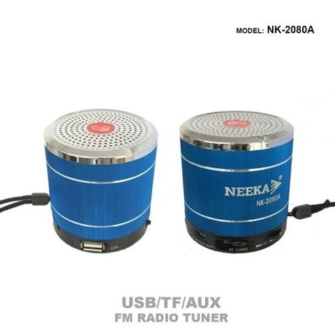 Портативная колонка Neeka NK-2080A MP3/FM/MicroSD/USB