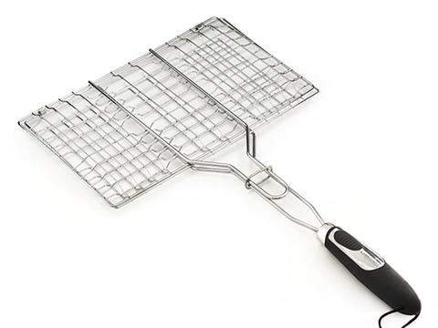1041 FISSMAN Решетка для барбекю 35,5x22,5x2,5 см,  купить