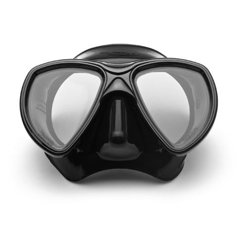 Маска Riffe Nekton прозрачные стекла