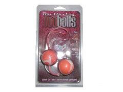 Вагинальные шарики розовые