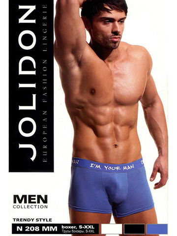 Мужские трусы Boxer N208MM Jolidon