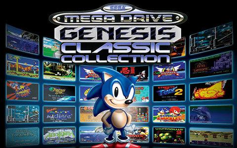 SEGA Megadrive and Genesis Classics Collection (для ПК, цифровой ключ)