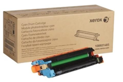 Оригинальный картридж Xerox 108R01485 голубой