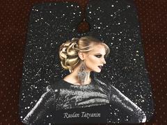 Hairdresser's peignoir by Ruslan Tatyanin