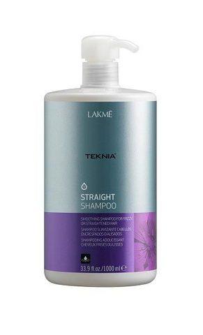 Lakme Straight shampoo (1000 мл)