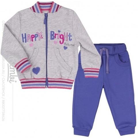 КС517 Спортивный костюм для девочки