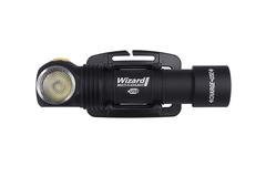 Налобный фонарь Armytek Wizard Magnet USB XP-L (тёплый свет) + 18650 Li-Ion