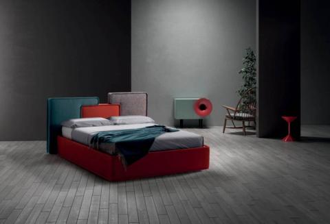Кровать Status, Италия