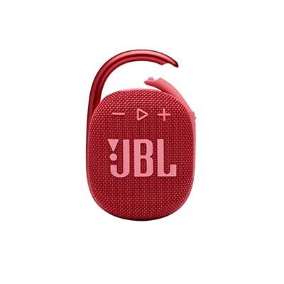 JBL Clip 4, Красный