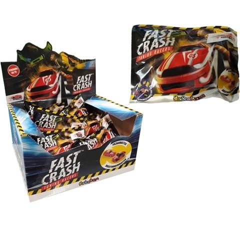 Модель Машины FAST CRASH 1кор*1бл*12шт