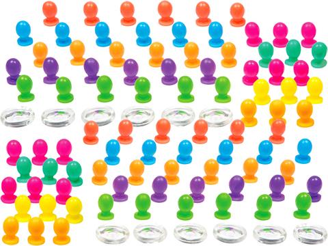 Набор Onoies дополнительные шарики  90 деталей