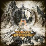 Bonfire / Legends (RU)(2CD)
