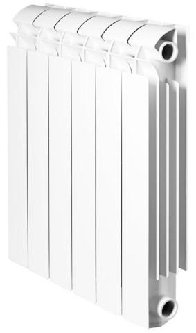 Global VOX-R 500, 4 секции - радиатор алюминиевый
