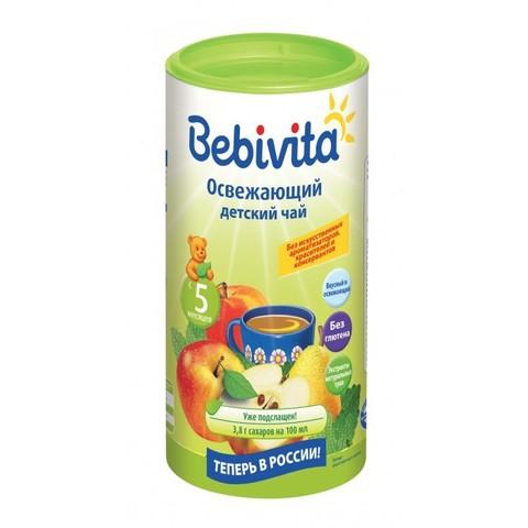 Bebivita. Чай детский Освежающий с 5 мес., 200 г