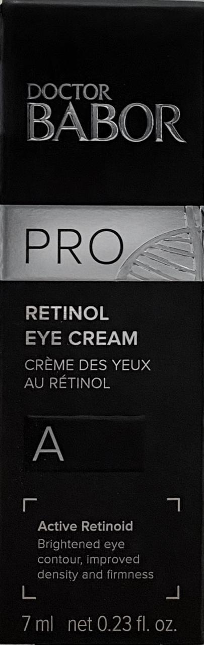 Крем для кожи вокруг глаз Babor PRO Retinol Eye Cream 7 мл MINI
