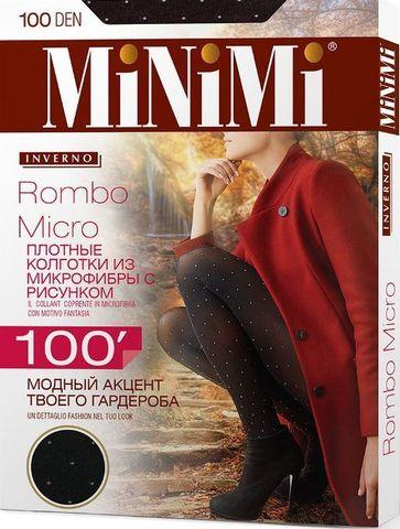 ROMBO MICRO 100 MINIMI колготки