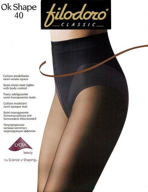 Filodoro OK Shape 40 колготки женские