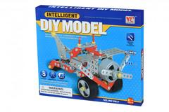 Конструктор металлический Same Toy Inteligent DIY Model Самолет 191 эл. WC38FUt