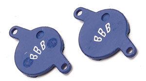 Тормозные колодки BBB DiscStop comp.w/Magura Clara 2001/2002, Louise FR, Louise 2002/2006