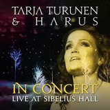 Tarja Turunen & Harus / In Concert Live At Sibelius Hall (RU)(CD)