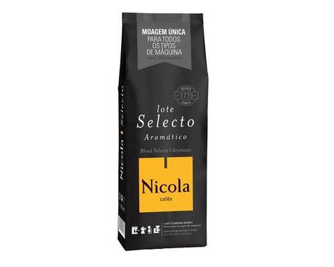 Кофе в зернах Nicola Selecto, 250 г
