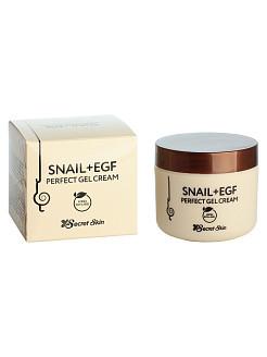 Скидки Крем-гель для лица с экстрактом улитки SECRET SKIN SNAIL+EGF PERFECT GEL CREAM 50 гр cream_gel_snail_secret_skin.jpg
