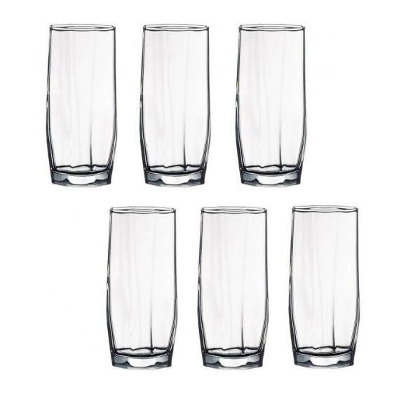 Набор стаканов Pasabahce Hisar 205ml  6 шт. 42858-6
